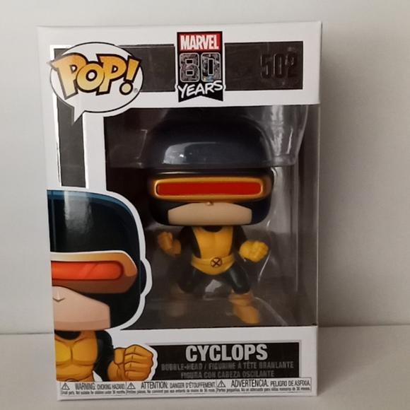 Cyclops Funko Pop